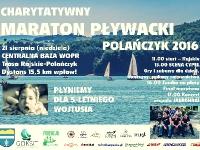 Charytatywny Maraton Pływacki POLAŃCZYK 2016